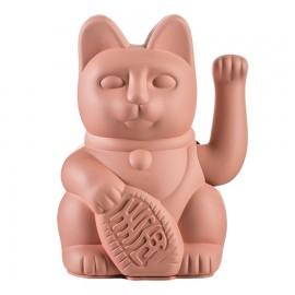 Chat Porte-Bonheur japonais 'Maneki-Neko' - Rose - Donkey
