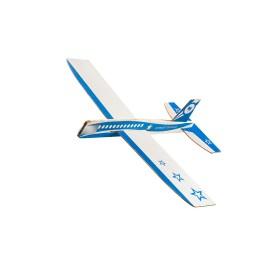 Avion planeur en bois de balsa