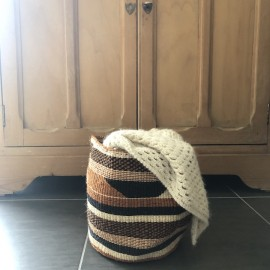 Panier kenyan - The Basket Room