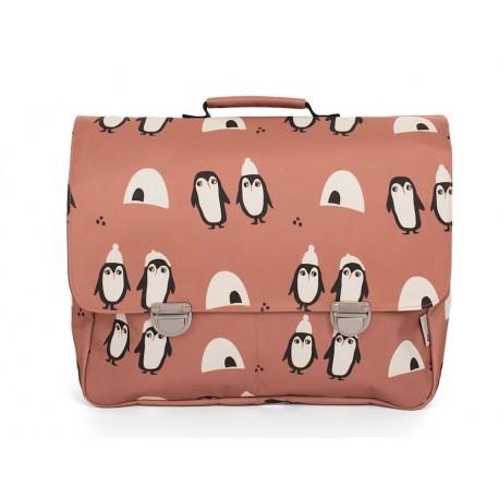 Grand Cartable Pingouin - Onnolulu