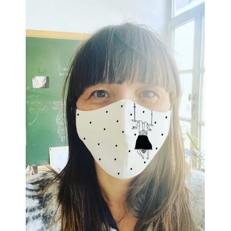 Masque facial Trapeze girl | Helen b