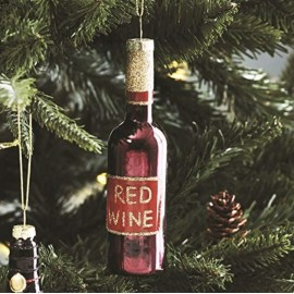 Red Wine - Décoration de Noël à suspendre | Sass&Belle