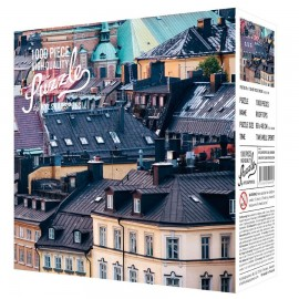 Puzzle Sur les toits | Hygge Games