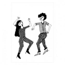 Carte Dancing | Helen b