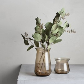 Vase Luna brun | Kinto Japan