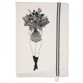 Torchon Flower girl - Helen b