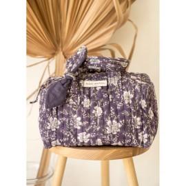 Sac vanity - Hamélia iris | Bindi Atelier
