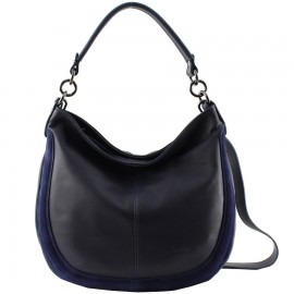 grand sac bleu marine