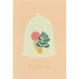 Carte Succulentes