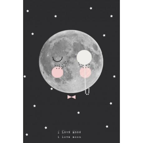 Affiche Moon