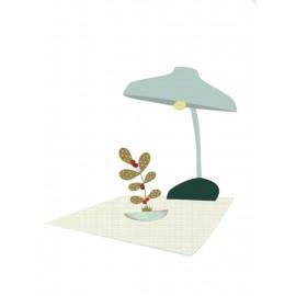 Affiche succulentes