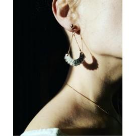 Boucles d'oreilles gouttes