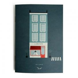 petit cahier Londres