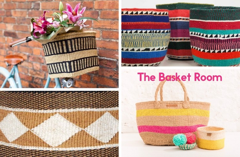 Nouvelle collection The Basket Room